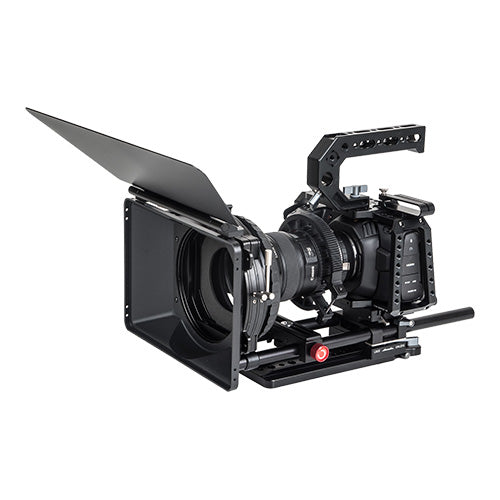 CAME-TV Build Your Own Cage Kit Suitable For BMPCC 4K and 6K Cameras