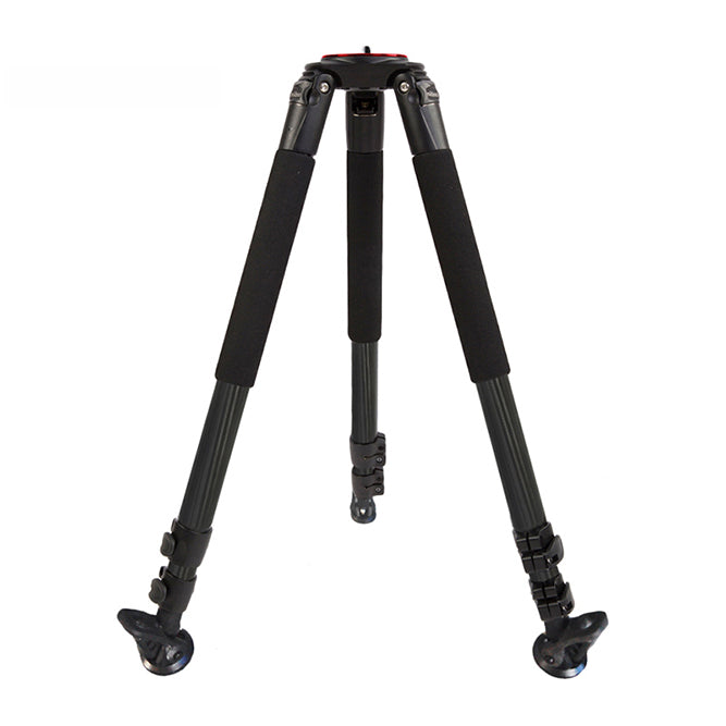 CAME-TV Carbon Fiber Tripod Max Load 55 Lbs 703B