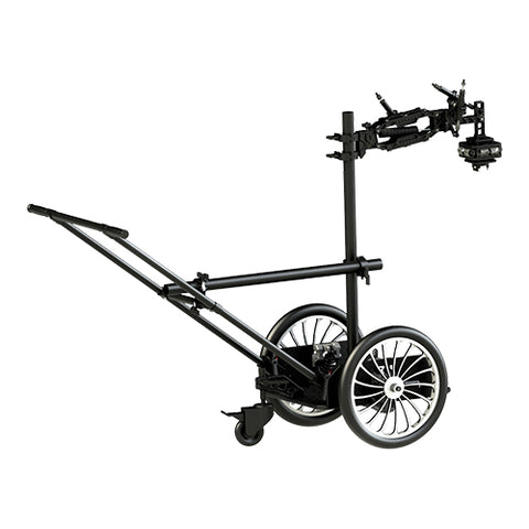CAME-TV Defiance Versatile Rickshaw with Video Stabilizer Single Arm 22-54 Lbs Load