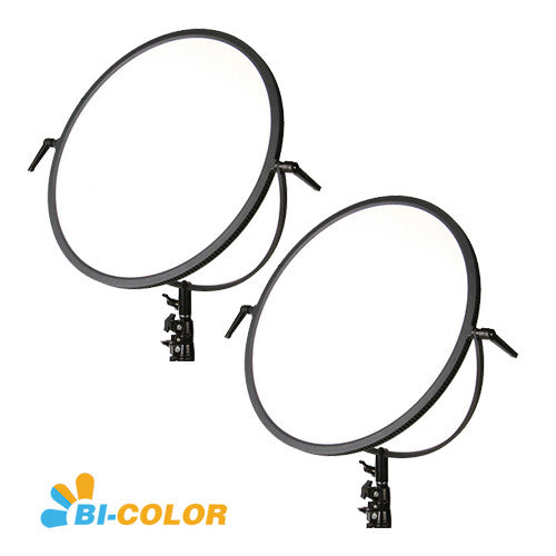 CAME-TV C700S Bi-color LED Edge Light (2 Pieces Set)