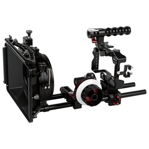 CAME-TV Sony A7RIII Camera Rig Mattebox Follow Focus Kit
