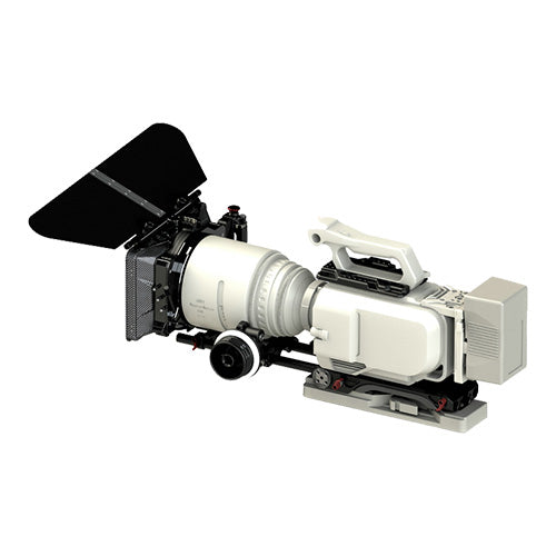 CAME-TV Sony FX9 Camera Cage Kit  With Mattebox Follow Focus