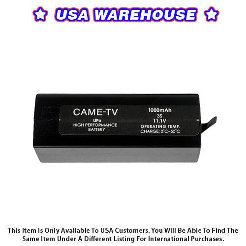 CAME-TV SPRY Battery - USA Warehouse
