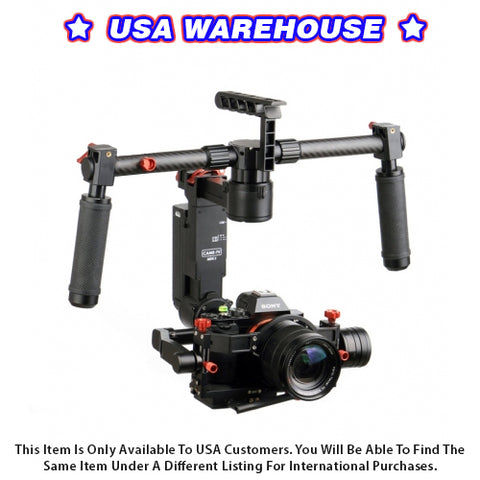 CAME-Mini 3 3-Axis Gimbal Camera 32bit Boards with Encoders - USA Warehouse