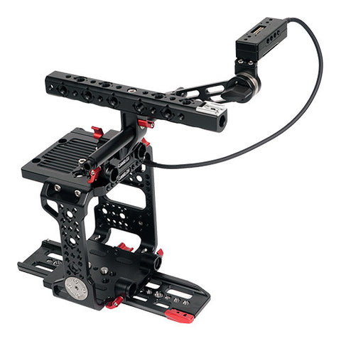 CAME-TV Red Raven Rig