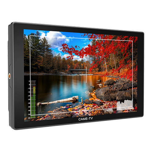 "CAME-TV A11 Full HD Resolution 10.1"" 4K HDMI 3G-SDI Camera Monitor"