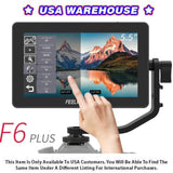 F6 Plus 5.5inch Touch IPS Screen 1920X1080 4K HDMI Camera Monitor - USA Warehouse