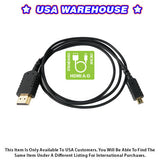 CAME-TV 3 Foot Ultra-Thin and Flexible HDMI Cable AD - USA Warehouse