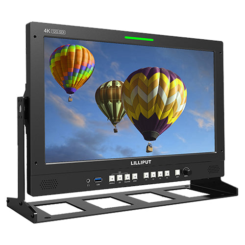 Lilliput 15.6 inch broadcast production studio monitor