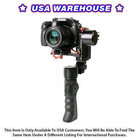 CAME-OPTIMUS 3 Axis Gimbal Camera 32bit Boards with Encoders V3 - USA Warehouse