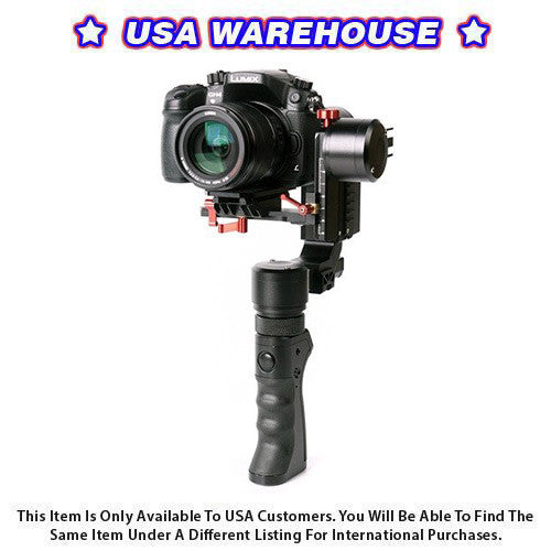 CAME-OPTIMUS 3 Axis Gimbal Camera 32bit boards with Encoders - Barebones - USA Warehouse