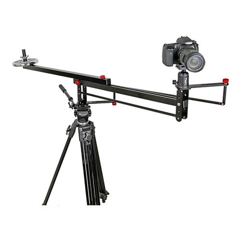 Professional Video Camera Crane CR02 Load 11 Lbs Aluminium Alloy