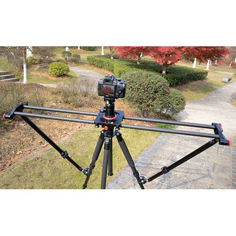 Camera Video Slider Support Rods (2pcs)