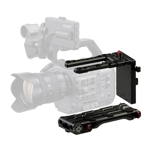 Shoulder Base Plate and V-Mount Battery Plate For Sony FX6