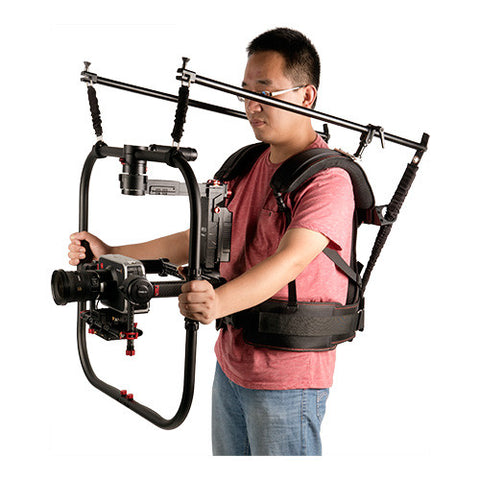 Terapin Gimbal Support With Prodigy Gimbal and Orbit One
