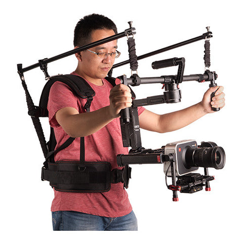 Terapin Gimbal Support With Prodigy Gimbal