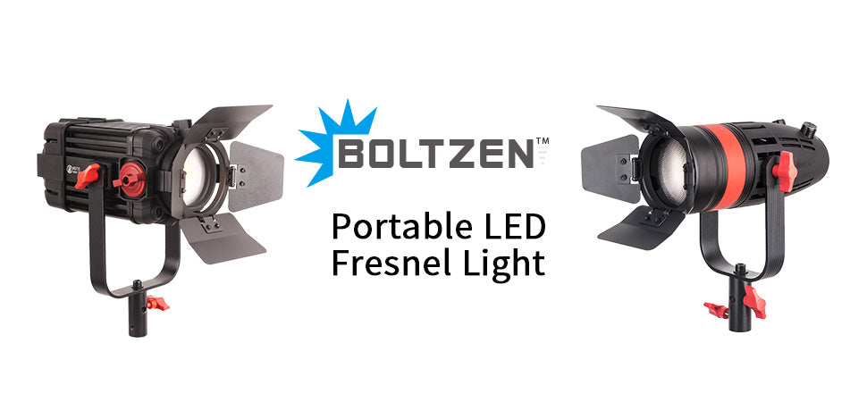 CAME-TV Boltzen FRESNEL LED Lights