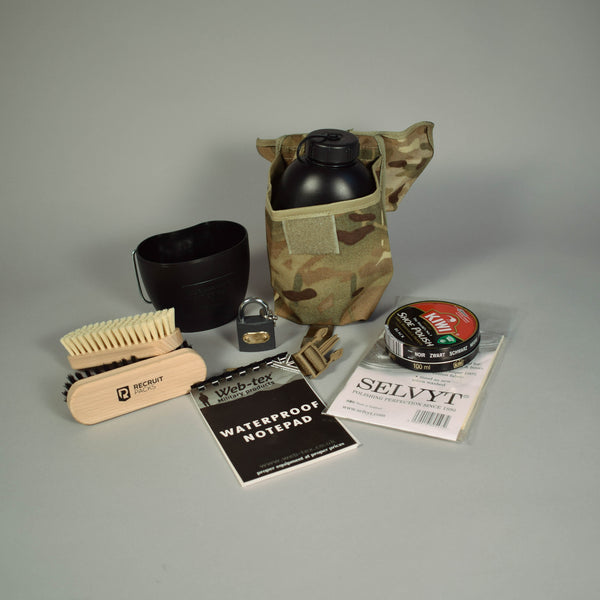 Cadet Recruit Pack