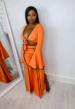 Load image into Gallery viewer, Sweet Orange Co-Ord