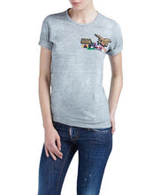 DSquared2 Renny Fit Grey T-shirt Grey