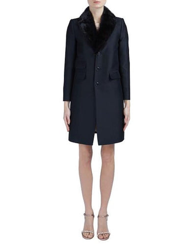 DSquared2 Asher Coat Black