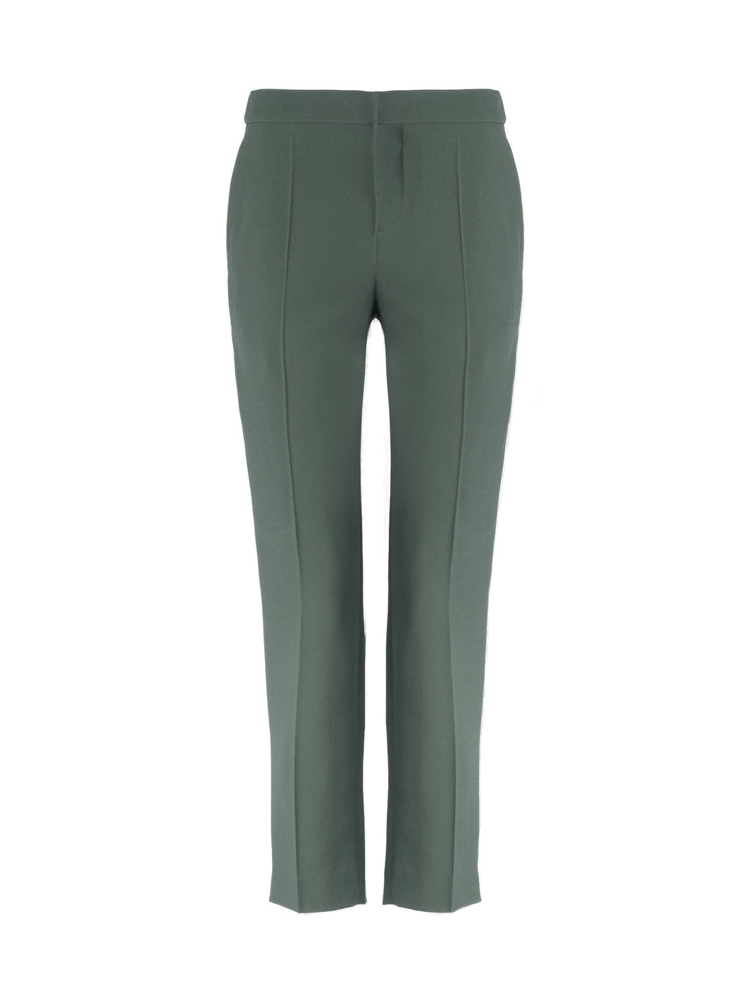 Chloé Slim Pants Forest Green