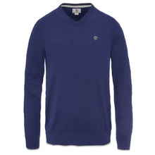 Timberland Williams River V-Neck Jumper Black