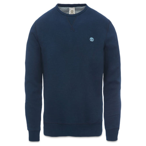 Timberland Exeter River Crew Neck Sweater Dark Sapphire