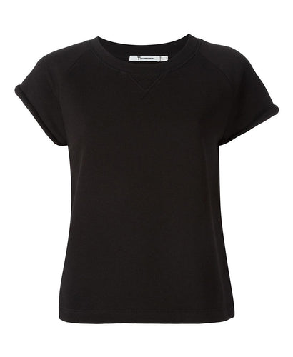 T by Alexander Wang Classic T-shirt Black