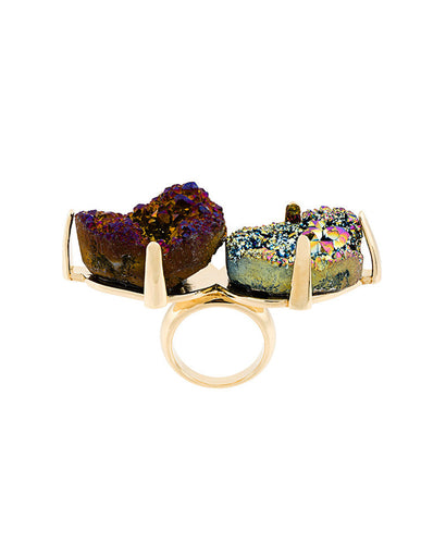 Christopher Kane Double Ring