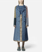 Christopher Kane Patchwork Trench Coat