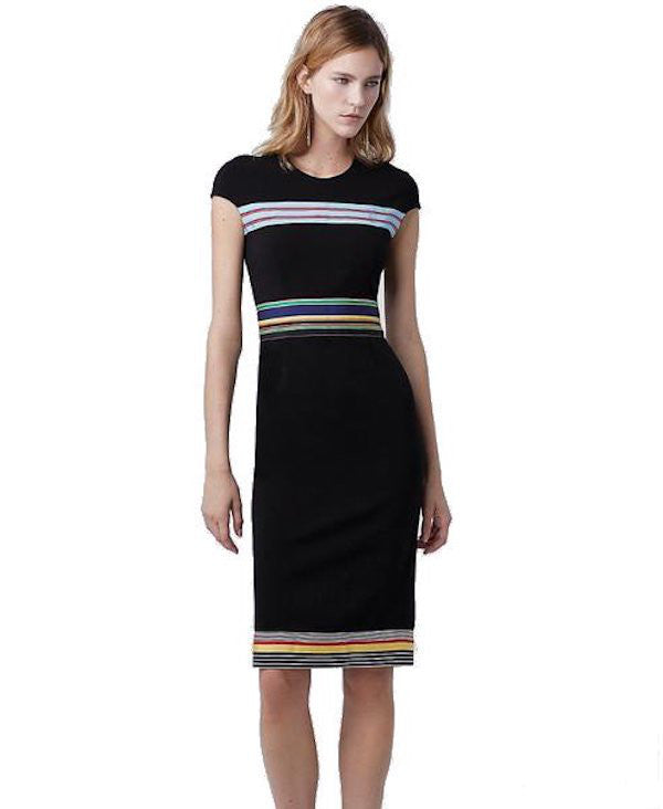 DVF Hadlie Dress Black