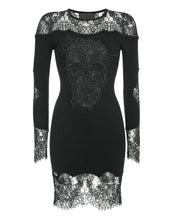 Philipp Plein It Wasn't Me Dress Black