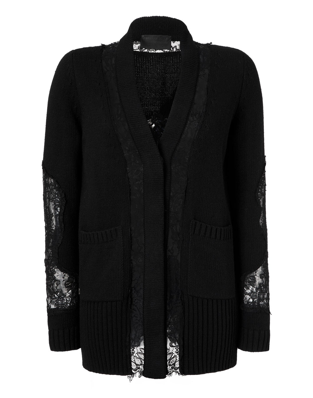 Philipp Plein Fabulous Cardigan Black
