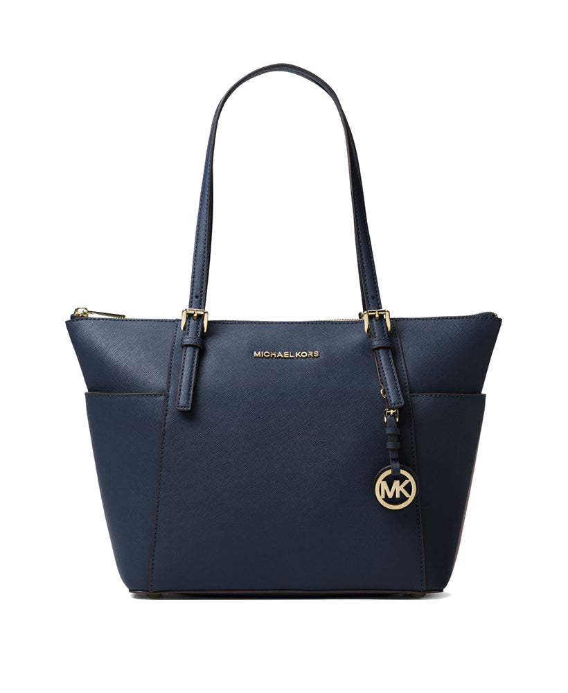 Michael Kors Jet Set Saffiano Leather Tote