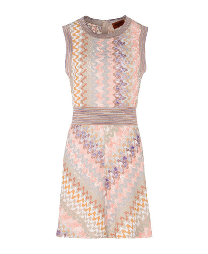 Missoni Knitted Mini Dress