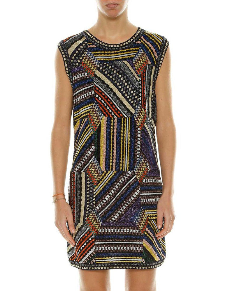 Missoni Crochet Dress