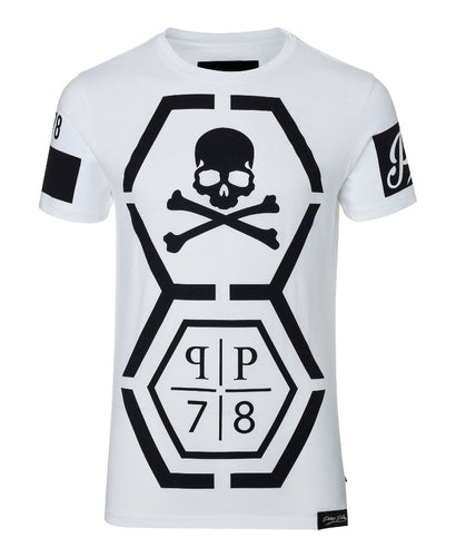 Philipp Plein My T-shirt White/Black