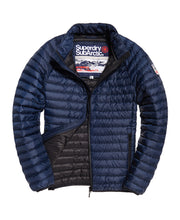 Superdry Core Down Jacket Navy