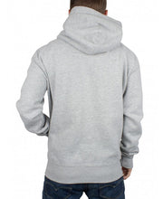 Superdry Orange Label Ziphood Grey Marl