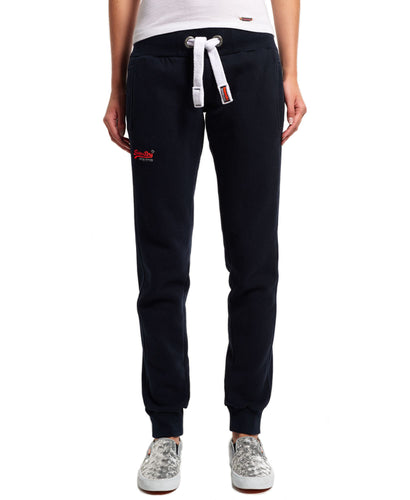 Superdry Orange Label Slim Fitting Joggers Eclipse Navy