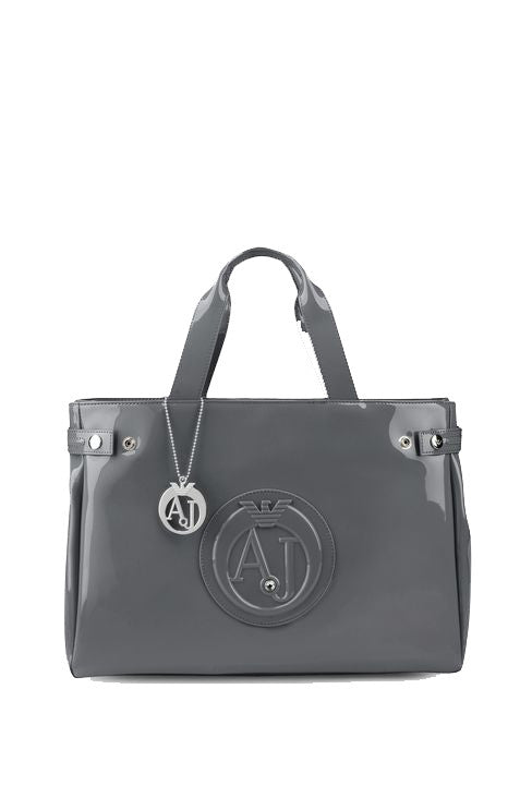Armani Jeans Shopper Bag Grey