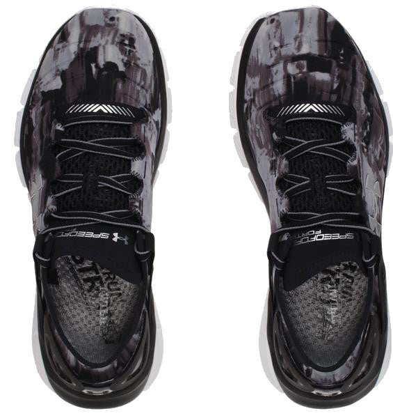 Under Armour W Speedform Fortis Graphic Sneakers Black