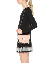 Red Valentino Chain Strap Shoulder Bag Pink