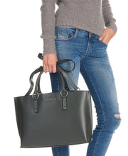 Armani Jeans Tote Bag Black Grey