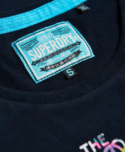 Superdry Osaka Tropical Logo T-shirt
