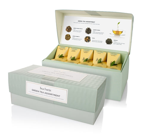 Green Tea Assortment Collection