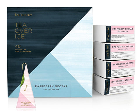 Tea Over Ice Event Box