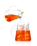 Tea Over Ice Steep & Chill™ Pitcher Set.