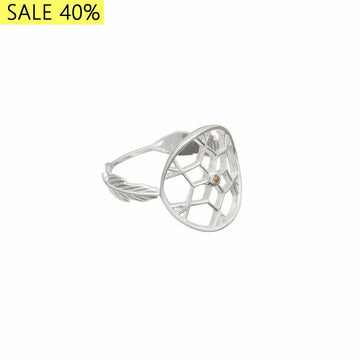 #CatchingDreams Fingerring - Sterling sølv med zirkon